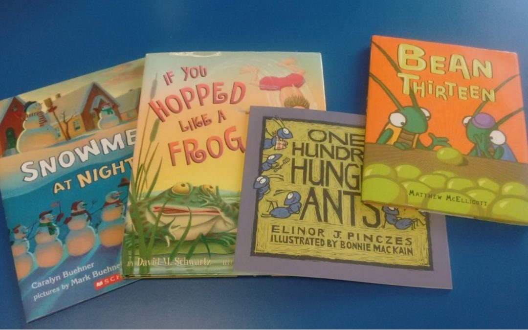 Favorite Books for Learning Multiplication and Division